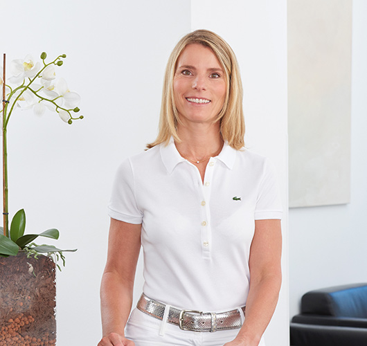 Portrait Dr. Christina Wegmann