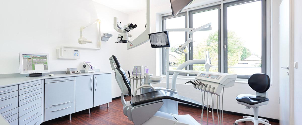 Therapiespektrum Zahnmedizin Haar